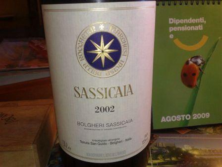 Sassicaia 1